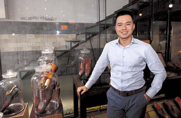 Giám đốc Veritas - Lê Thanh