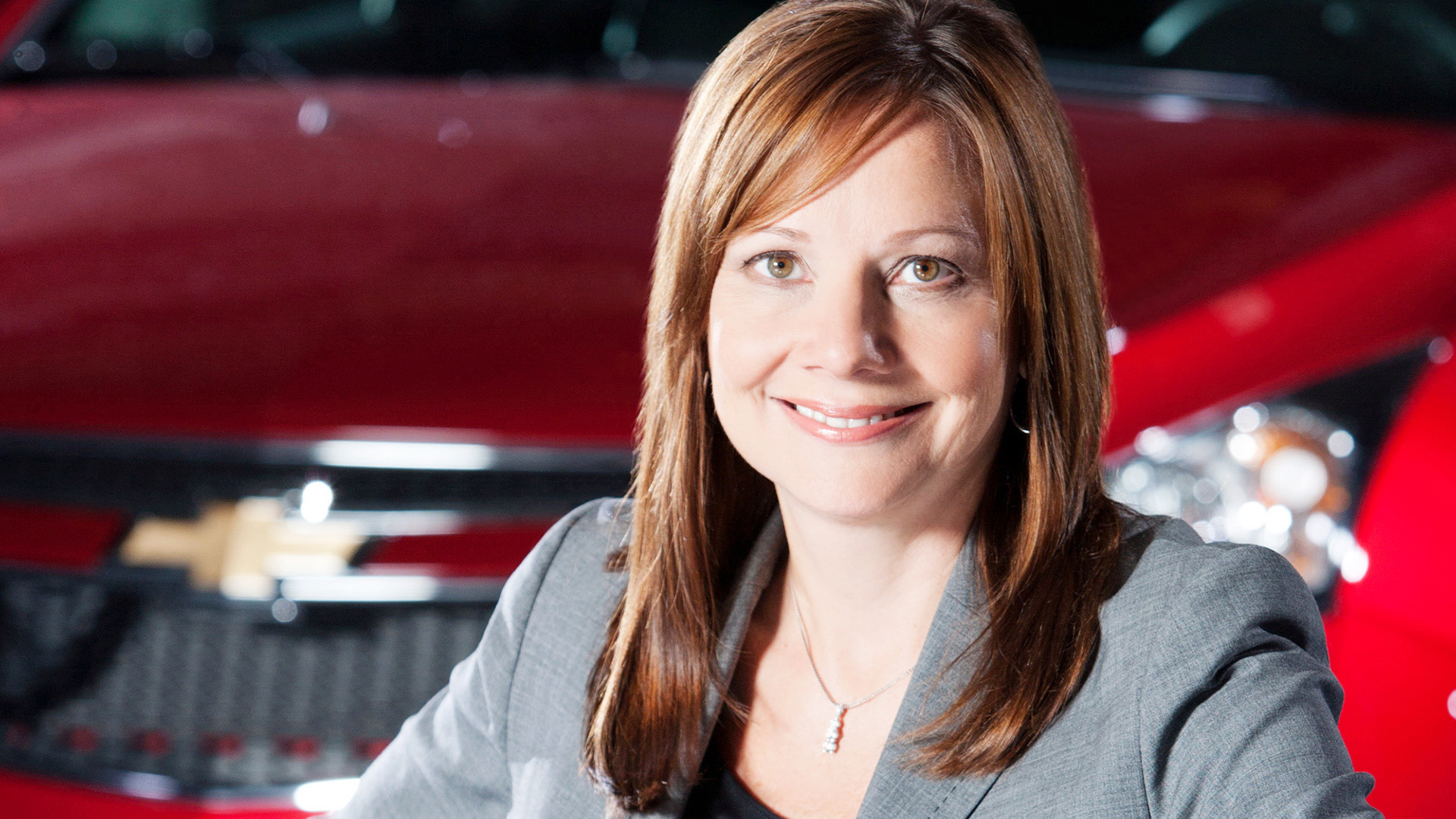 Bà Mary Barra