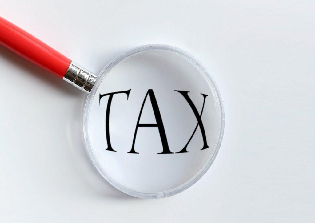 Các loại thuế doanh nghiệp phải nộp trong năm 1