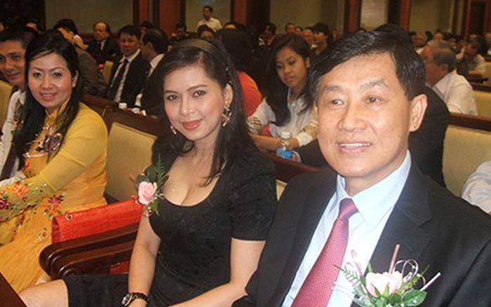Vợ chồng ông Phạm Nhật Vượng - bà Phạm Thu Hương