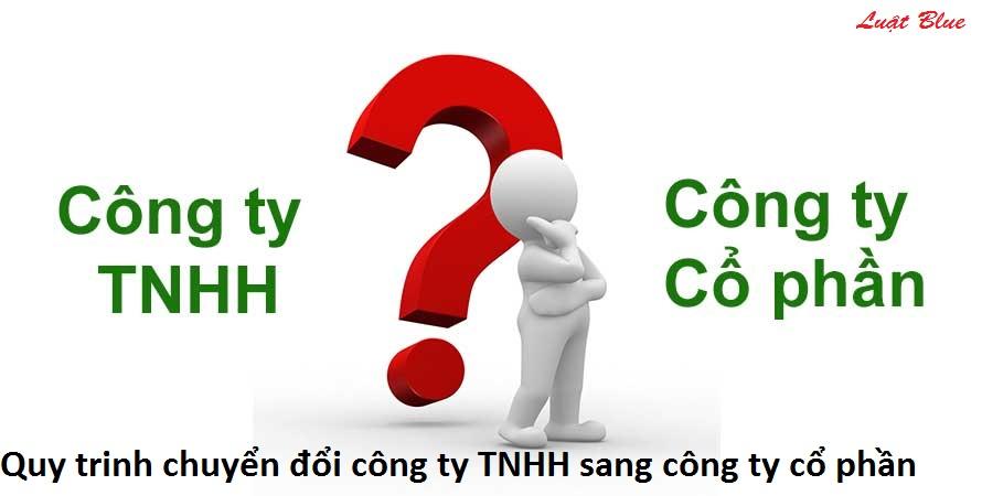 Quy trinh chuyển đổi công ty TNHH sang công ty cổ phần (nguồn internet)