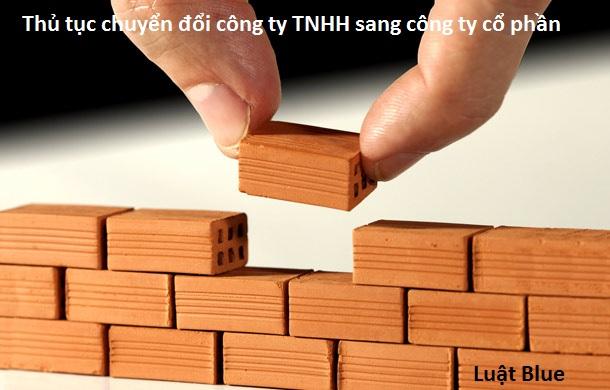 Thủ tục chuyển đổi công ty TNHH sang công ty cổ phần (nguồn internet)