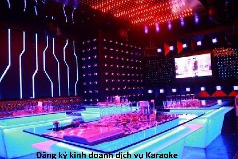 Đăng ký kinh doanh dịch vụ Karaoke (nguồn internet)