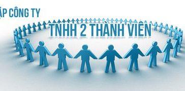 Tư vấn thành lập công ty TNHH hai thành viên trở lên