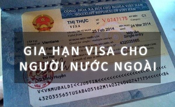 Dịch vụ gia hạn visa cho người nước ngoài tại Nghệ An