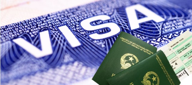 Dịch vụ xin visa tại Nghệ An