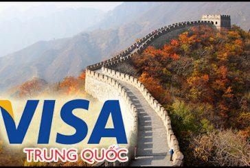 Dịch vụ xin visa Trung Quốc tại Nghệ An