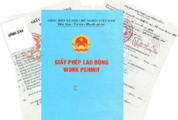 Dịch vụ làm giấy phép lao động cho người nước ngoài tại Nghệ An
