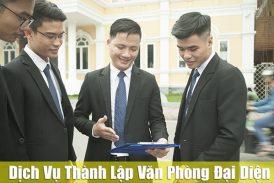 Thành lập văn phòng đại diện công ty tại Nghệ An