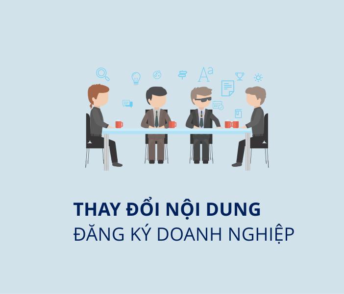 Dịch vụ tư vấn thay đổi đăng ký kinh doanh tại Nghệ An