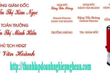Khắc dấu tên tại Nghệ An
