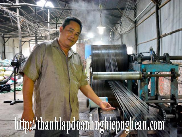 Khởi nghiệp từ nghề thu mua, chế biến phế liệu