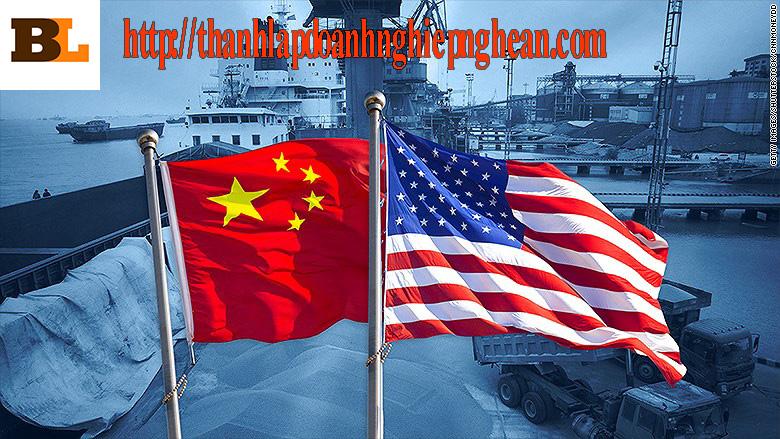 Cùng tìm hiểu tác động thương mại Mỹ - Trung tới Việt Nam