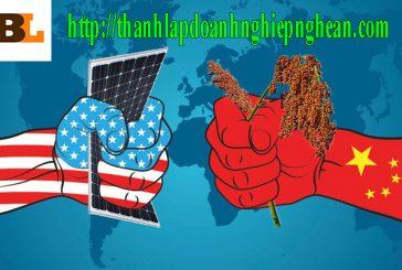 Tác động thương mại Mỹ – Trung tới Việt Nam