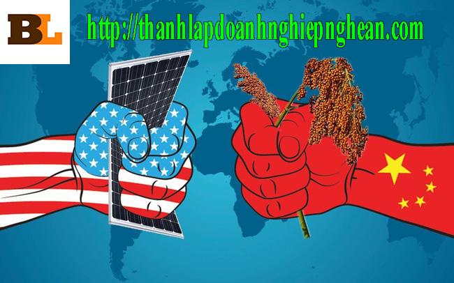 Tác động thương mại Mỹ - Trung tới Việt Nam